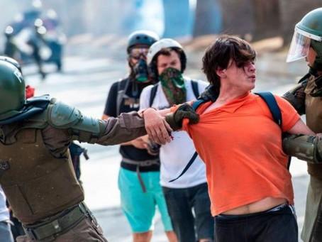 """Chile: ONU reitera que se han producido un """"elevado número"""" de violaciones graves a los derechos"""