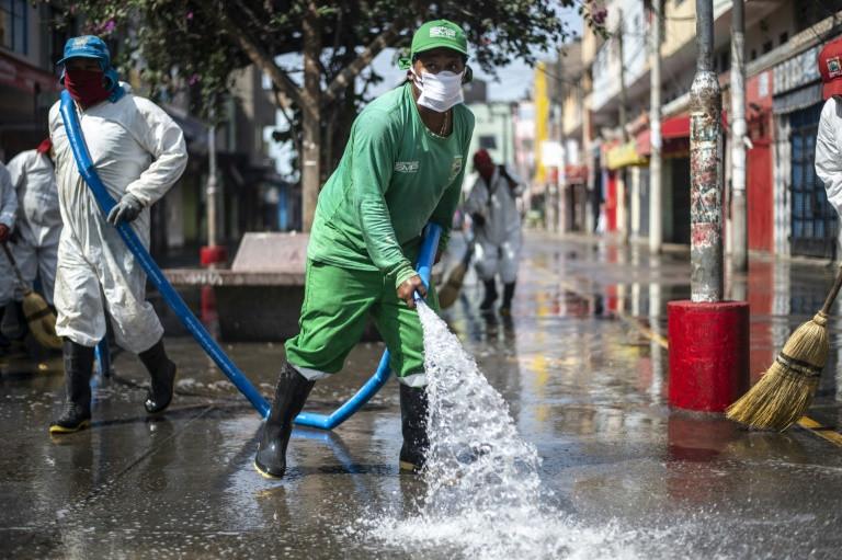 AFP/Archivos / Ernesto BENAVIDES