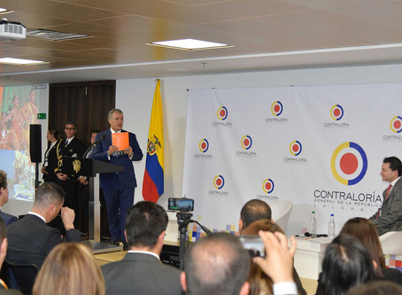 La Economía Naranja ya empezó! queremos multiplicar sus efectos en nuestro país' en Colombia