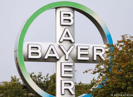 El glifosato y la pandemia hunden resultados de Bayer