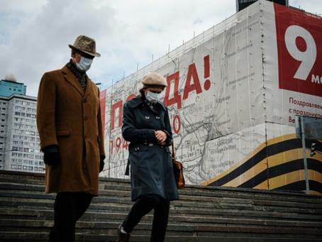 Moscú prorroga el confinamiento hasta el 31 de mayo