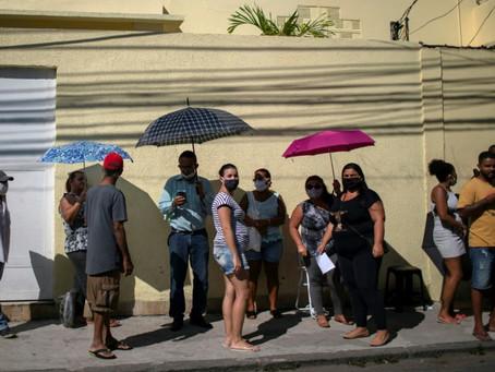 Brasil se prepara a enfrentar la peor recesión anual de su historia