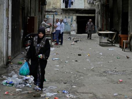 En la Trípoli libanesa, la ira de los más pobres enfrentada al naufragio económico