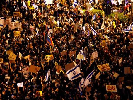 Cómo UE y las ONG de extrema izquierda están tratando de derrocar al gobierno israelí de Netanyahu