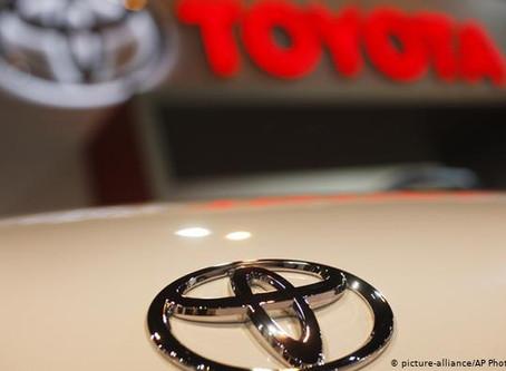 Toyota retira millones de vehículos por bomba de carburante defectuosa