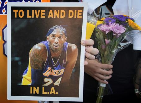 Consternación mundial por la muerte de Kobe Bryant