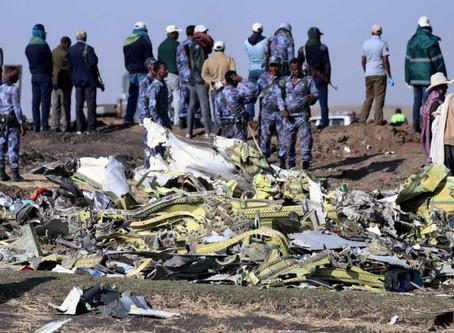 El Gobierno de Etiopía pide a Boeing que revise el sistema de seguridad del 737 MAX 8