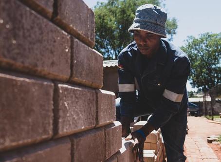 Viviendas asequibles y ecológicas para un municipio sudafricano