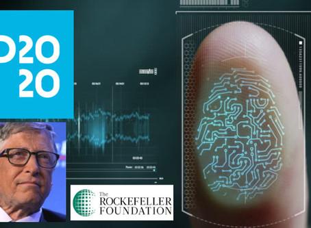 """ID2020 """"Identidad Digital 2020"""", ambicioso proyecto de Bill Gates junto a la Rockefeller Foundation"""