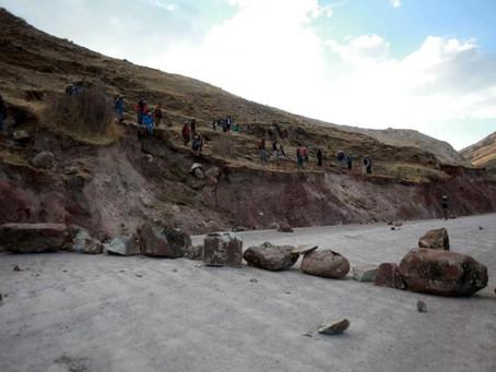 Mina Las Bambas de Perú no puede exportar concentrado de cobre por bloqueo