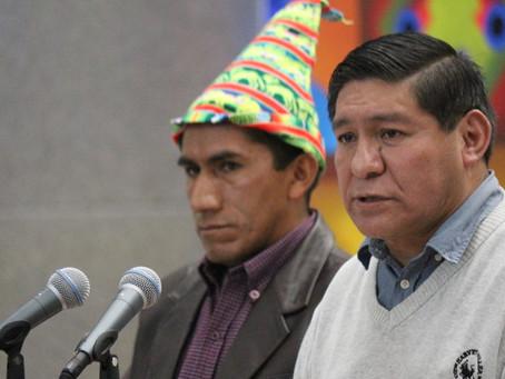 Bolivia desarrolla un protocolo de salud para pueblos indígena originarios ante el Covid-19