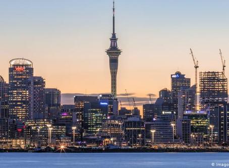 Nueva Zelanda desconfina Auckland, su más grande ciudad