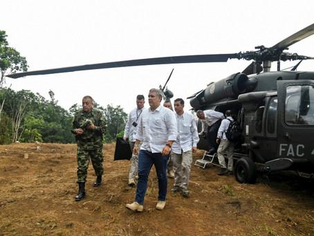 Howard Buffett dona USD 46 millones para campesinos excocaleros de Colombia