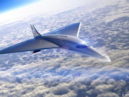 Virgin se asocia con Rolls-Royce para construir un avión supersónico de pasajeros