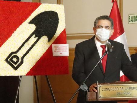 Manuel Merino renuncia a la Presidencia de Perú a una semana de tomar el poder