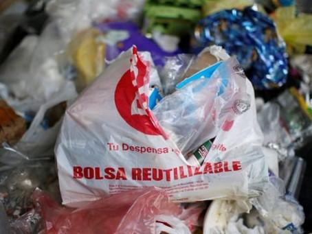 Clausuran empresa que fabrica bolsas de plástico por daño a medio ambiente