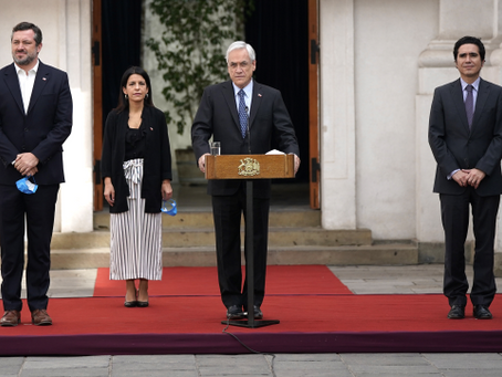 Chile anuncia Ingreso Familiar de Emergencia por Covid-19, que beneficia a 4,5 millones de chilenos