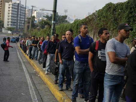 Venezuela en tercer día de parálisis y angustia por apagón