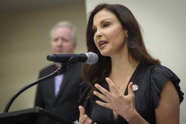Ashley Judd Embajadora de Buena Voluntad