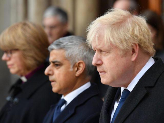 Boris Jhonson impone multas de cuarentena de £ 10,000 mientras Khan exige el cierre