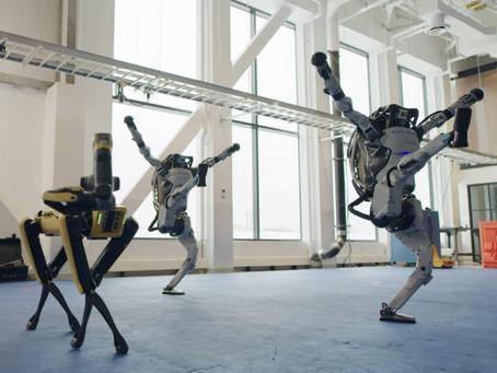 Sí, los robots de Boston Dynamics ya bailan mejor que muchos humanos