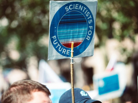 ¿Se puede aplanar la curva… del cambio climático?