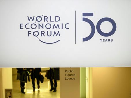 En Davos, la industria del turismo promete menos plástico y más sostenibilidad