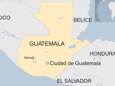 Accidente en Sololá Guatemala: al menos 30 muertos tras ser atropellados por un camión mientras mira