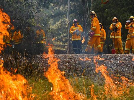 Australia desarrolla satélite que busca 'predecir' incendios