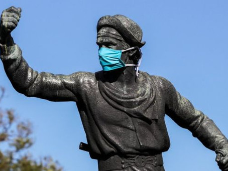 """Uruguay """" Su Singular y exitosa estrategia para contener la pandemia sin cuarentena obligatoria"""""""