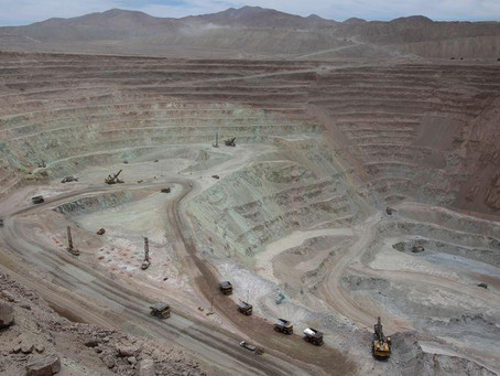 Chilena Codelco dice accidente en mina deja trabajador fallecido