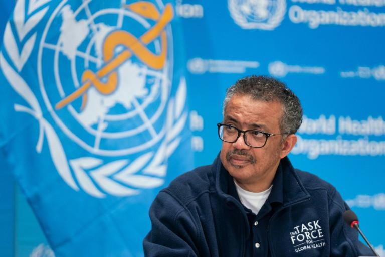World Health Organization/AFP / Christopher Black