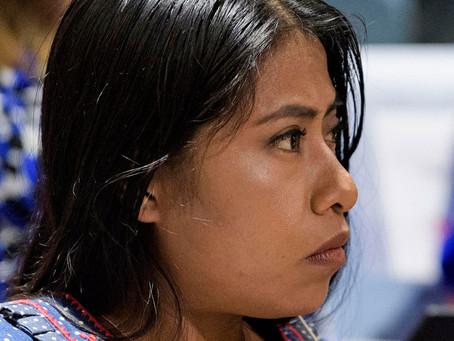 Yalitza Aparicio: Continuare con mi lucha por las lenguas indígenas, es algo que me llena el alma
