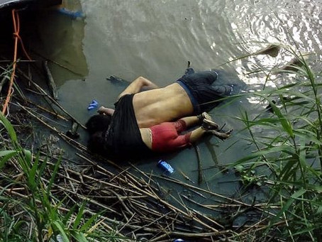 La muerte que cimbró a Centroamérica y refleja la crisis migratoria