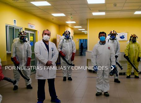 Trabajadores de minera chilena Codelco acusan fracaso de empresa en controlar el COVID-19