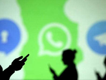 Aumentan descargas de Signal y Telegram ante polémica por WhatsApp