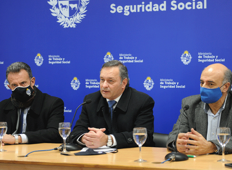 Ejecutivo y sector comercial firmaron protocolo de reapertura de actividades