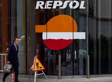 Repsol pierde 3.028 millones de dólares hasta septiembre