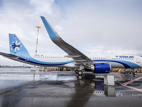 Interjet se expande por Sudamérica con nuevas rutas a Perú y Colombia