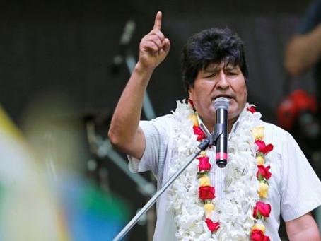 El Tribunal Electoral de Bolivia rechaza la candidatura del expresidente al Senado