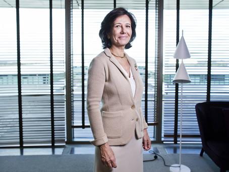 Ana Botín, la banquera del Santander que quiere ser activista