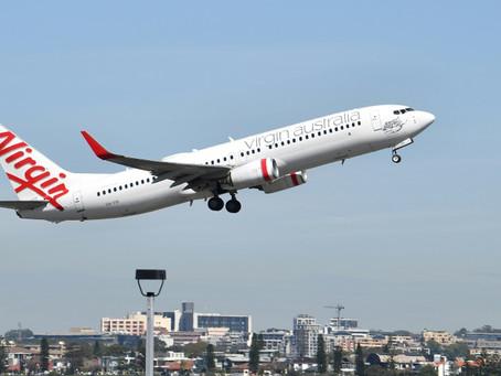 Virgin Australia, la primera gran aerolínea víctima del coronavirus