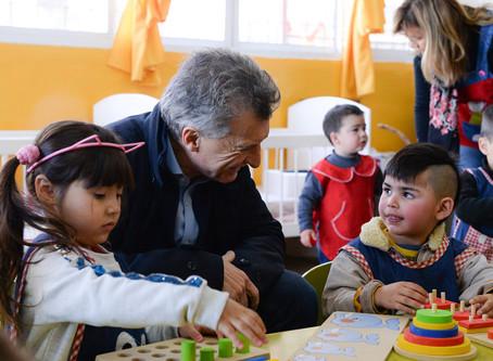 """Macri: """"Lo importante es poner el Estado y los gobiernos al servicio de la gente"""""""