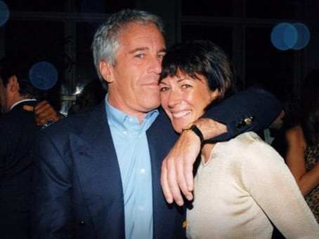 Exnovia de Jeffrey Epstein propone fianza de 5 mdd por temor a contagio de Covid-19 en la cárcel