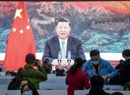 Xi advierte a Biden contra la 'nueva guerra fría' en  Davos mientras anuncian un gran reinicio
