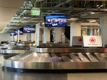 Air Canada va a despedir a más de la mitad de su personal