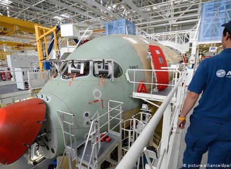 Airbus trabaja en aviones propulsados por hidrógeno