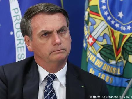 """Bolsonaro: vacuna contra el COVID """"NO será obligatoria """""""