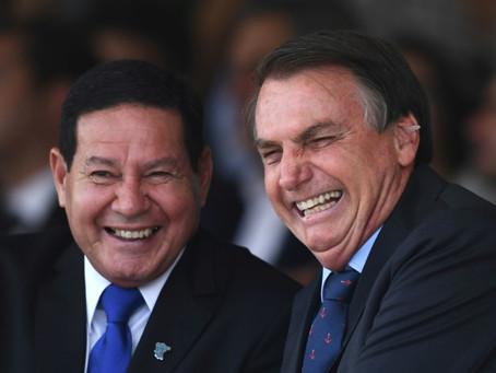 """El presidente de Brasil critica el """"juego comercial"""" de la COP 25"""
