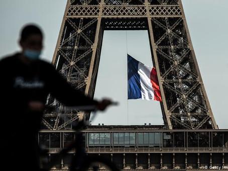 """Francia: lo peor de la epidemia """"quedó atrás"""", según el gobierno"""